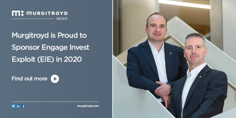 Murgitroyd is proud to sponsor EIE in 2020