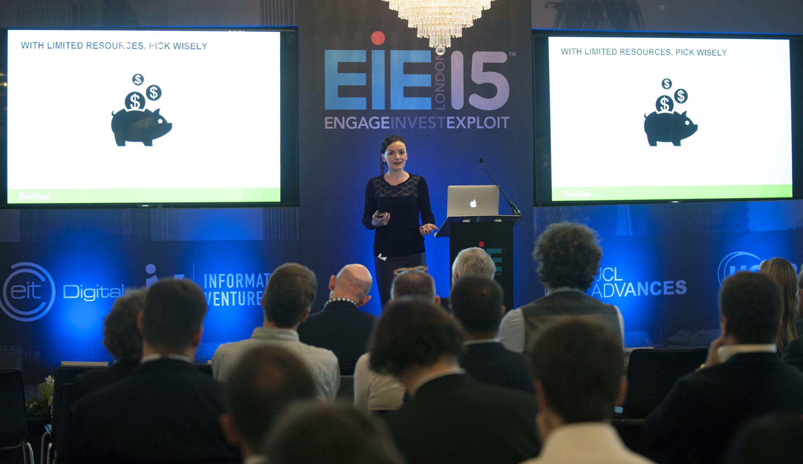 Lesley Eccles at EIE15